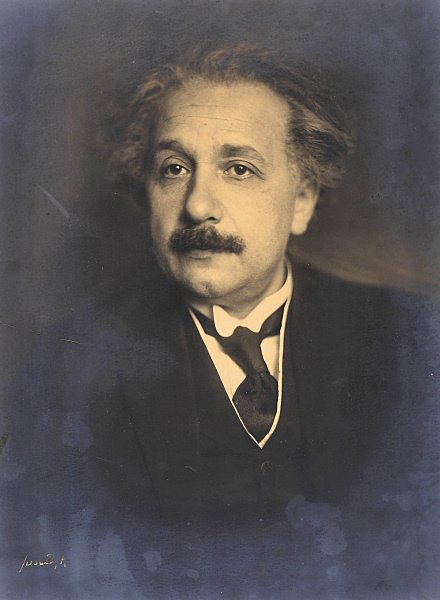 Albert Einstein Teorie Relativity Zivotopis