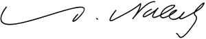 Podpis Alfreda Nobela